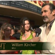 William Kircher y su mujer