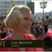 Cate Blanchett en la alfombra roja