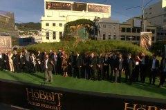 Premiere NZ El Hobbit: Un Viaje Inesperado
