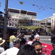 El exterior del cine Embassy