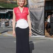 Cate Blanchett posa en la alfombra roja