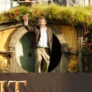 Peter Jackson sale al escenario