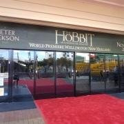 Puertas del cine Embassy
