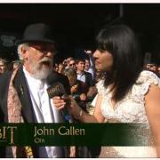 John Callen, entrevistado