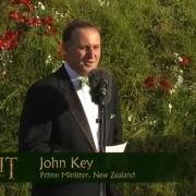 El Primer Ministro de Nueva Zelanda