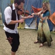 Violinistas Hobbits