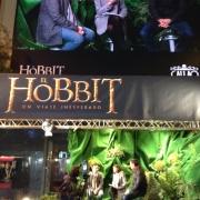 La premiere de El Hobbit en Madrid
