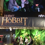 La premiere de El Hobbit en Madrid