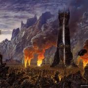 Los Ents en Isengard
