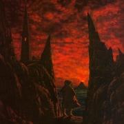 Sam entra solo en Mordor
