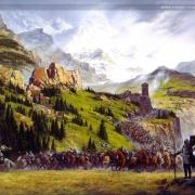 El Acantonamiento de Rohan