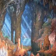 Las Cavernas Centelleantes