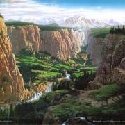 El valle de Rivendel