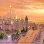 Eärendil explora Tirion