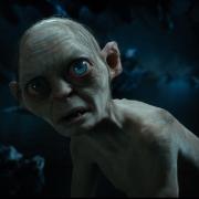Gollum, expectante