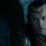 Elrond avisa a Thorin