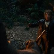 Bilbo, capturado por los Trolls
