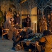 Los Enanos se divierten en Rivendel