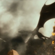Smaug el Terrible destruye Valle