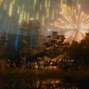 Los fuegos de Gandalf en la fiesta del Viejo Tuk