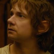 Bilbo se sorprende por el aspecto de Bifur