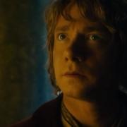Bilbo observa el freco