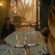 Bilbo y los fragmentos de Narsil