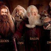 Nueva panorámica con los protagonistas de El Hobbit