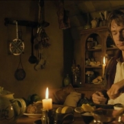 Bilbo, un Hobbit hogareño