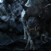 Uno de los Wargos de El Hobbit (HD)