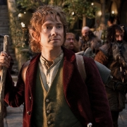 Bilbo y los Enanos en Rivendel