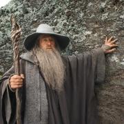 Gandalf en las Tierras Salvajes
