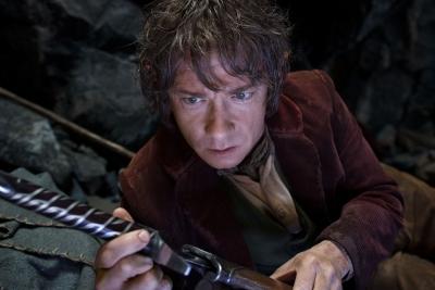 Bilbo con Dardo