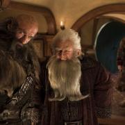 Dwalin, Balin y Bilbo