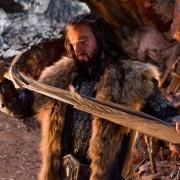 Thorin desenvaina a Orcrist