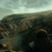 El puesto de guardia en la Colina del Cuervo
