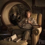 Bilbo, antes de la aventura