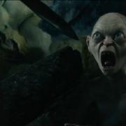 Gollum, furioso