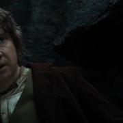 Bilbo en un lugar oscuro