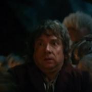 Bilbo, capturado por los trasgos