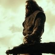 Thorin con su escudo de roble