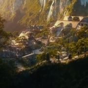 La compañía llega a Rivendel