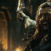 Thorin en la Batalla de Azanulbizar