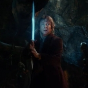 Bilbo, aterrado