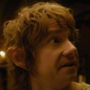 Bilbo pregunta a Óin