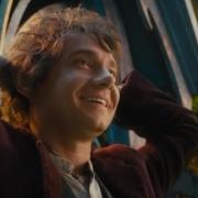 Bilbo, feliz en Rivendel