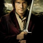 Bilbo preparado para la aventura