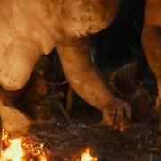 Los Trolls apresan a Bilbo