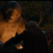 Los Trolls capturan a Bilbo