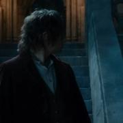 Bilbo advierte la presencia de Thorin